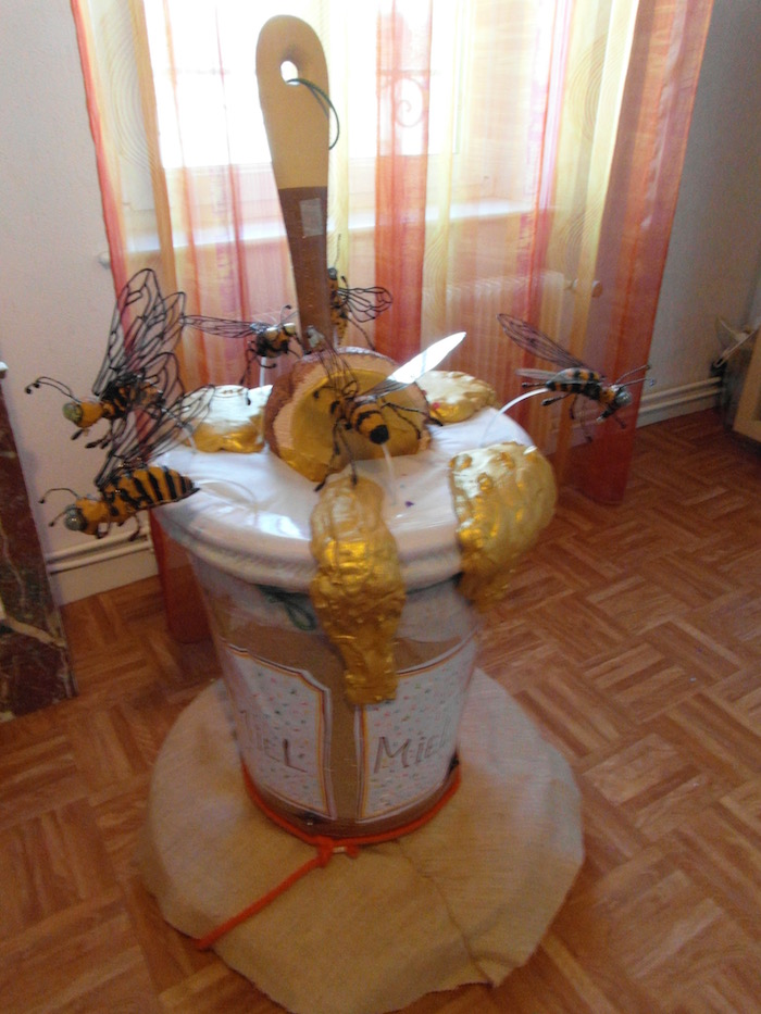 Pot de miel carnaval
