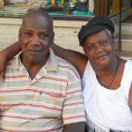 Joseph et Yvonne