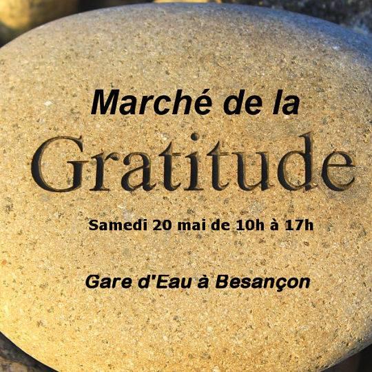 Marché de la Gratitude - Besançon