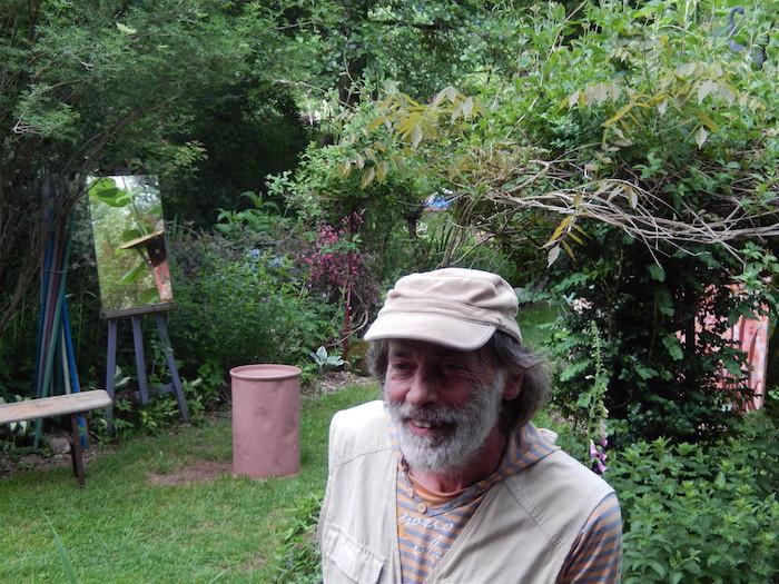 Jean-Louis le jardinier des Panrées