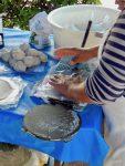 Fabrication de tortillas