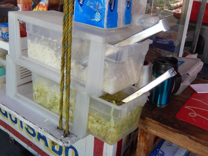 Garniture pour tacos à réaliser soi-même