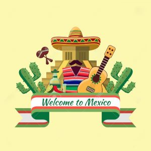 Welcom in Mexico !