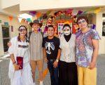 Ambassadeurs de France dans une école mexicaine