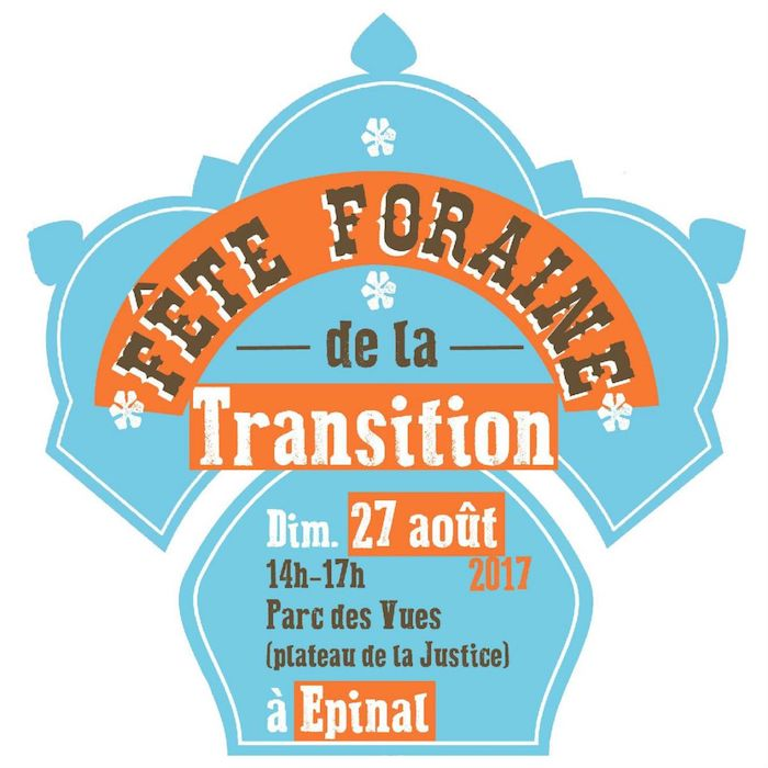 Fête foraine de la Transition - Epinal