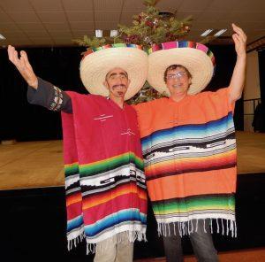 Des mexicains pleins de bonne humeur !