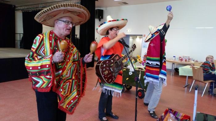 Des mexicains tout en couleurs !