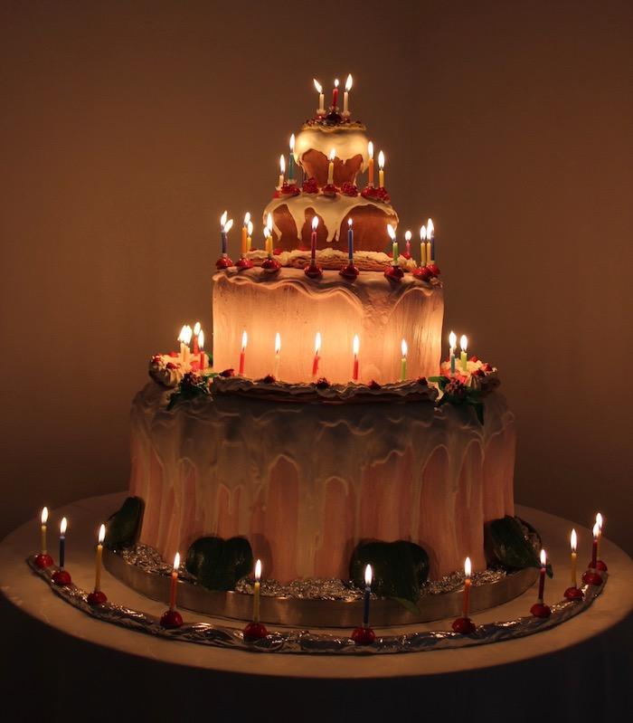Un gâteau extraordinaire