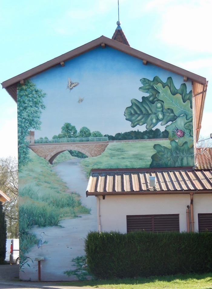 Village de la Vôge
