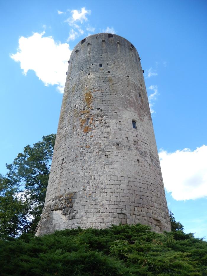 Le plus haut donjon de Haute-Saône !