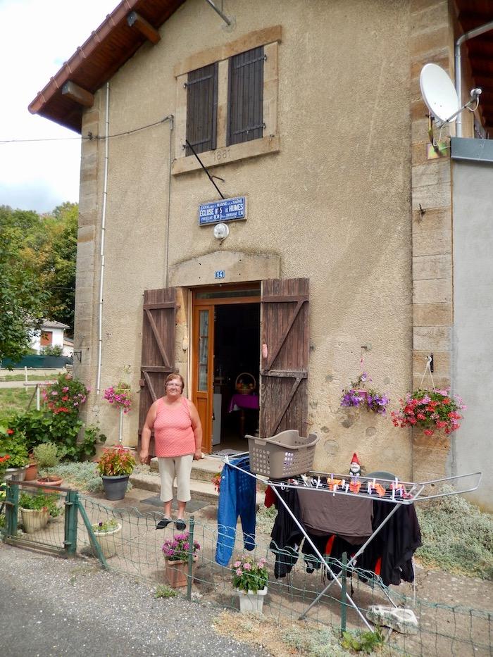 Rencontre avec Liliane, ancienne éclusière