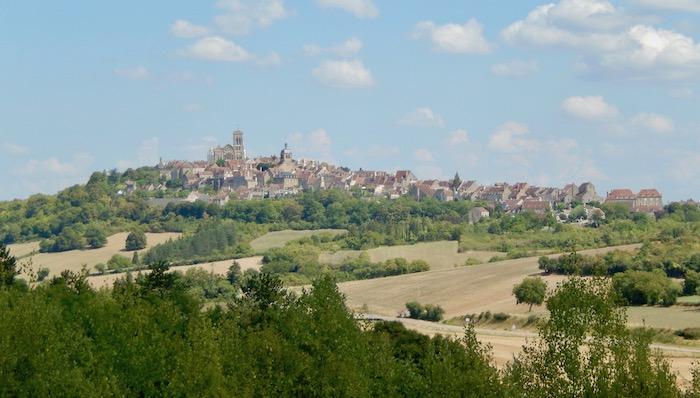 Vézelay, un des plus beaux villages de France
