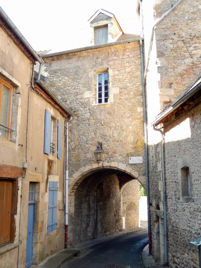 Porte du Marquis d'Ancre